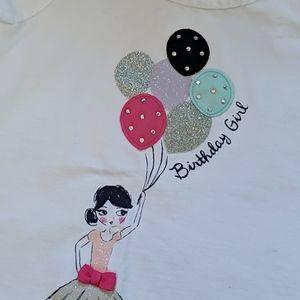 Gymboree Birthday Shirt